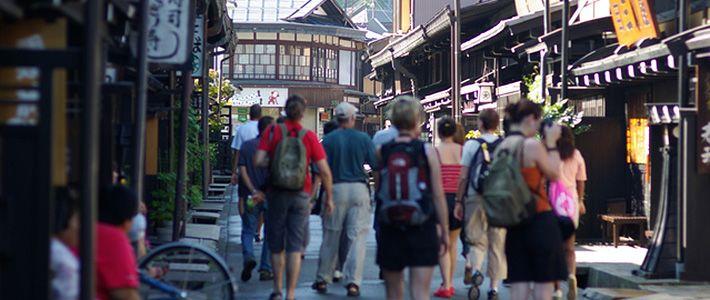観光立国という国策で増えた訪日外国人について解説してみた